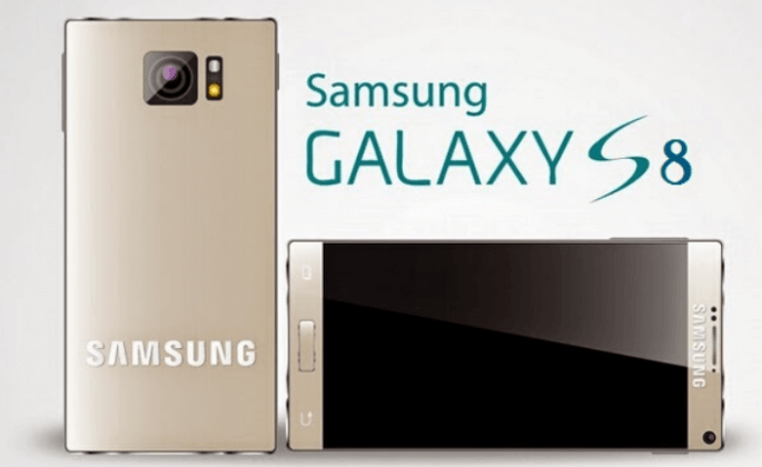 Samsung's Upcoming Smartphone Galaxy S8