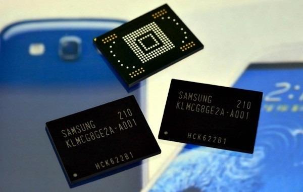Flash Memory in Mobiles