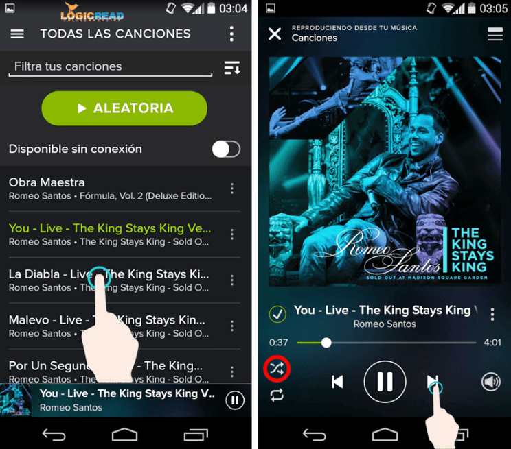 Spotify Premium APK Free Download Latest Version 8.44