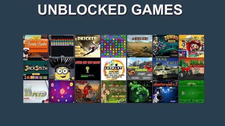 Why You Shouldn't Try These Awesome Unblocked Games