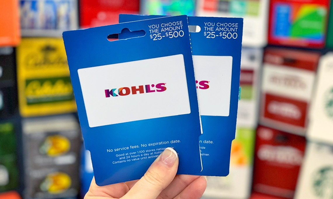 Kohl's Gift Card Balance: How To Buy, Use, Activate Kohl's Gift Card!