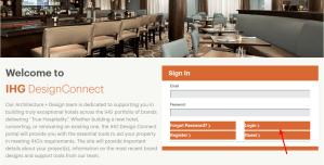 www.ihgdesignconnect.com: IHG Design Connect Account Login Full Guide