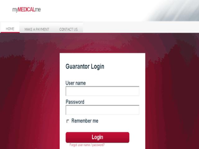 MyMedicalMe Login Make Online Medical Payments