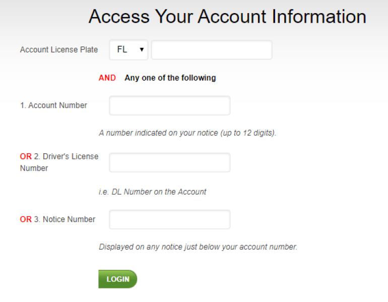 Paymdxtolls Login: Access MDX Tolls Account And Pay Bill Online At www.Paymdxtolls.com