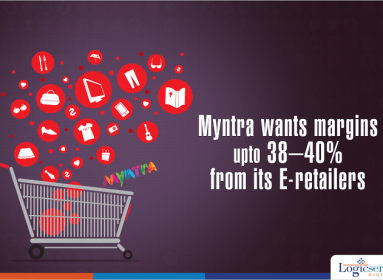Myntra wants margins @LogicserveDigi
