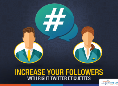 Tricks to Increase Twitter Followers @LogicserveDigi