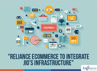 Reliance ecommerce to integrate Jio's infrastructure @LogicserveDigi