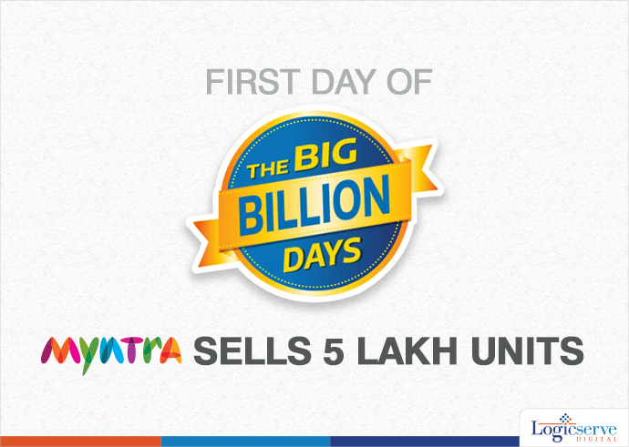 Myntra_big_billion_day @LogicserveDigi