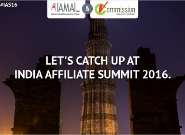 Indian-Affiliate-Summit-2016 @LogicserveDigi