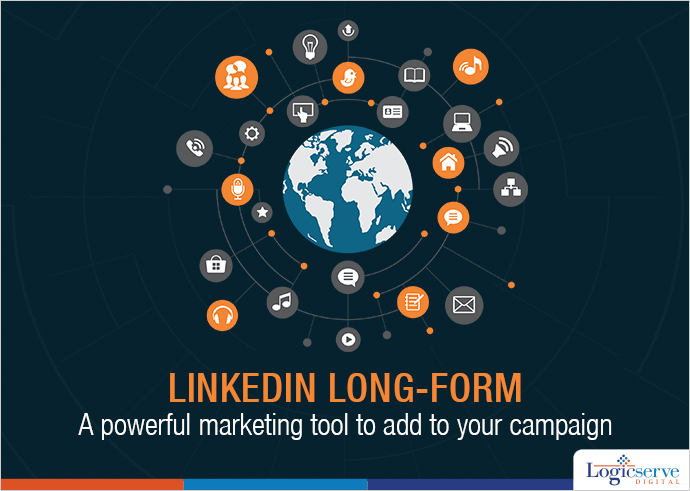 Improve website visibility through Linkedin @LogicserveDigi