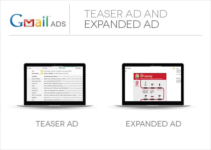 Teaser and expanded AD