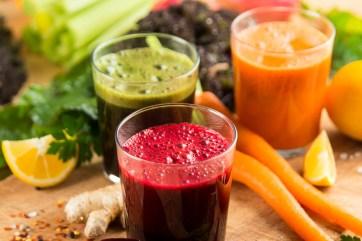 Fruit Vegetable Juices