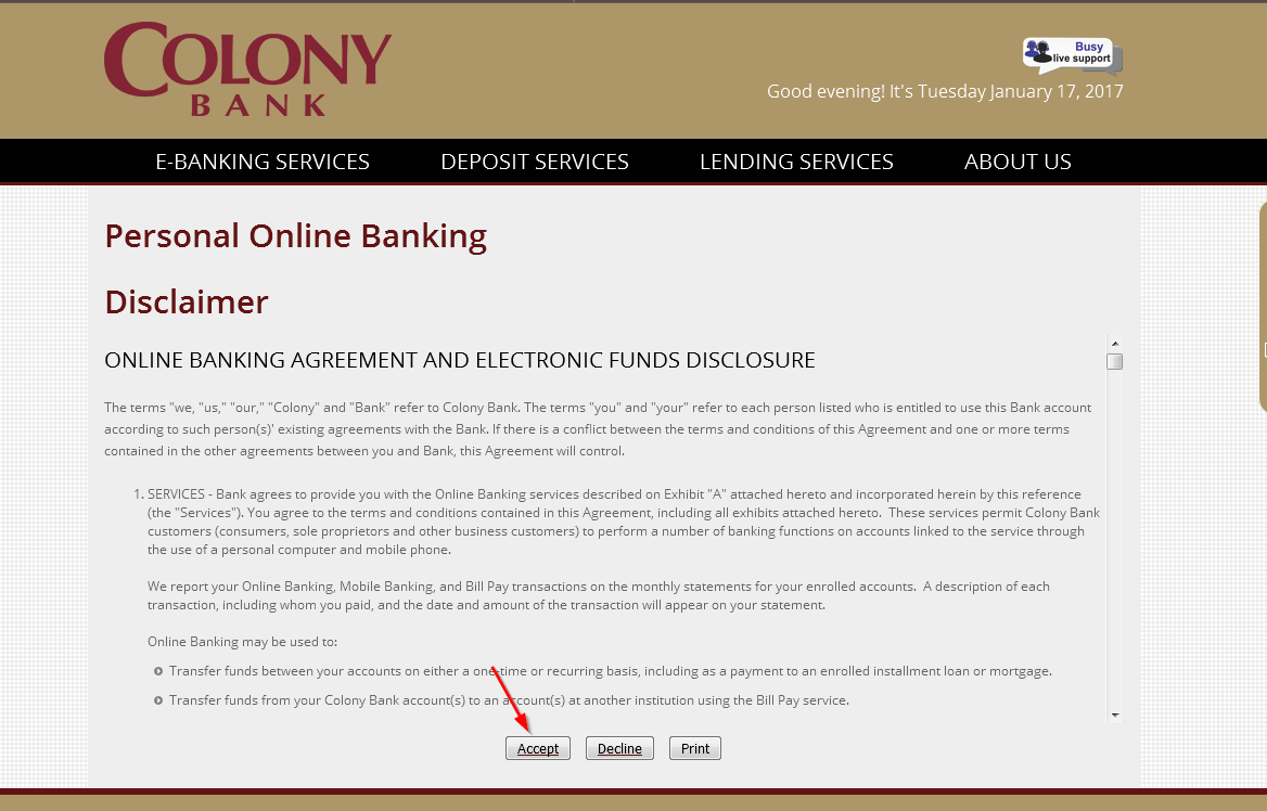 Tcf Bank Online Personal Banking