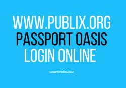 www.Publix.org Passport Oasis Login Online