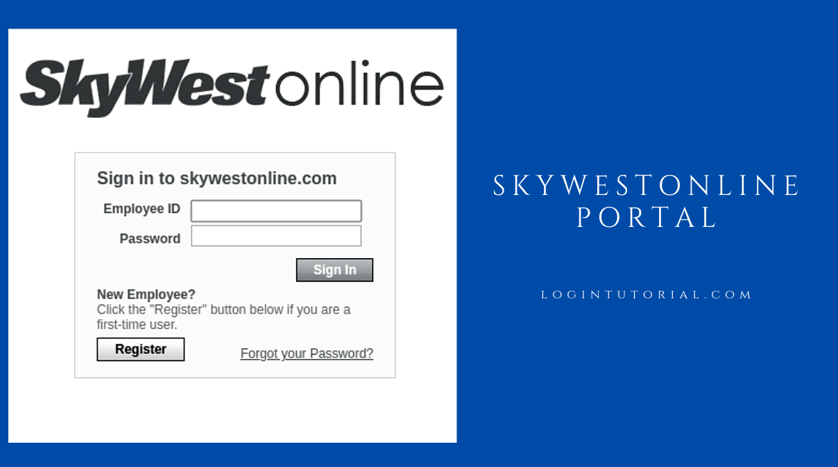 Read more about the article Skywestonline  – Login | Register | Reset