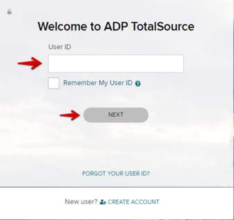 ADP TotalSource Login Administrator