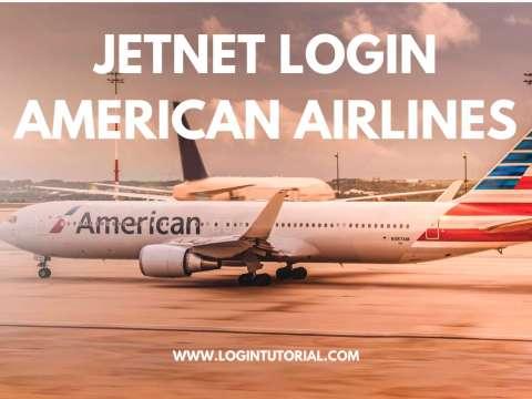 American Airlines Jetnet