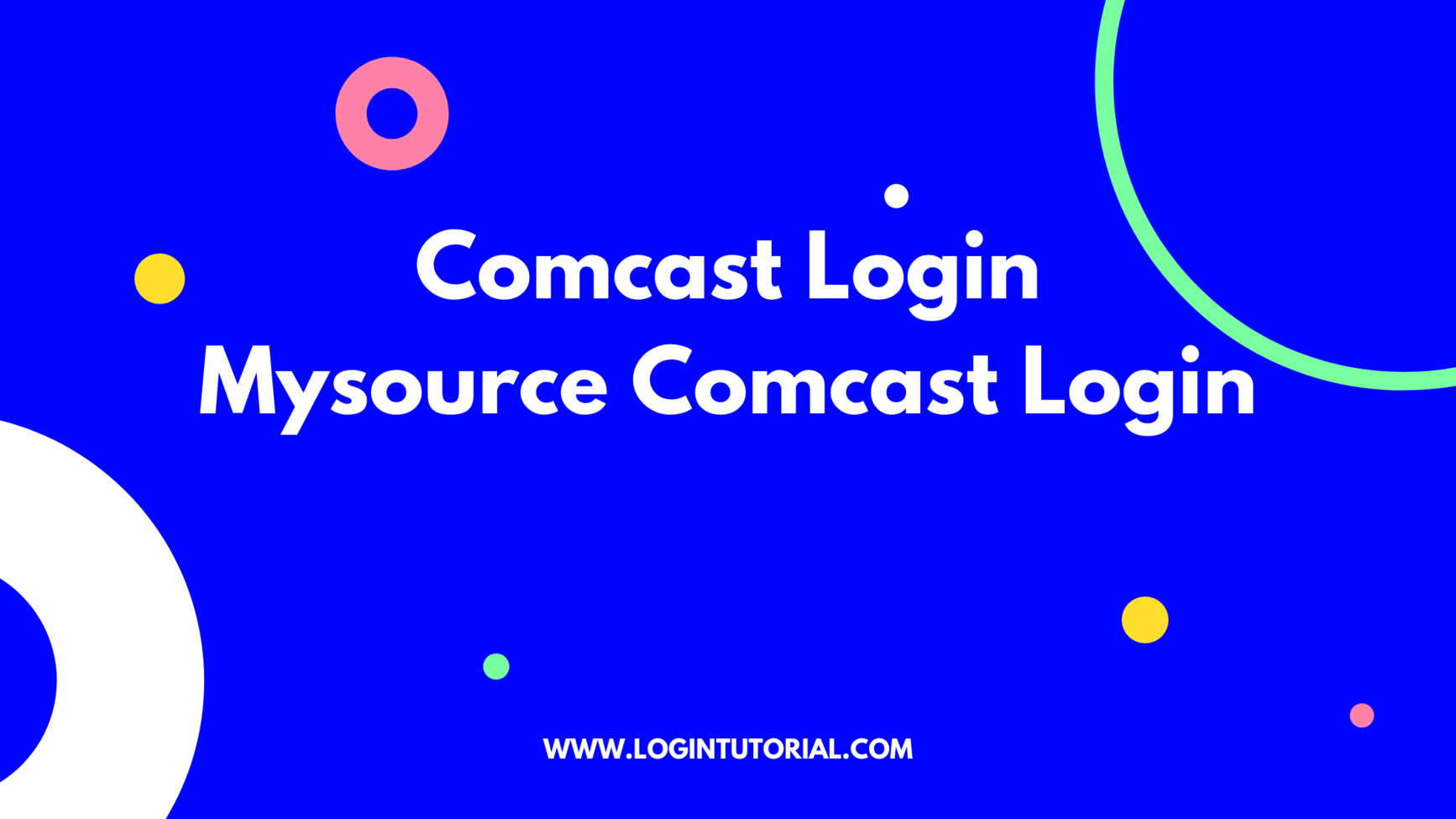 Comcast Login - Mysource Comcast Login