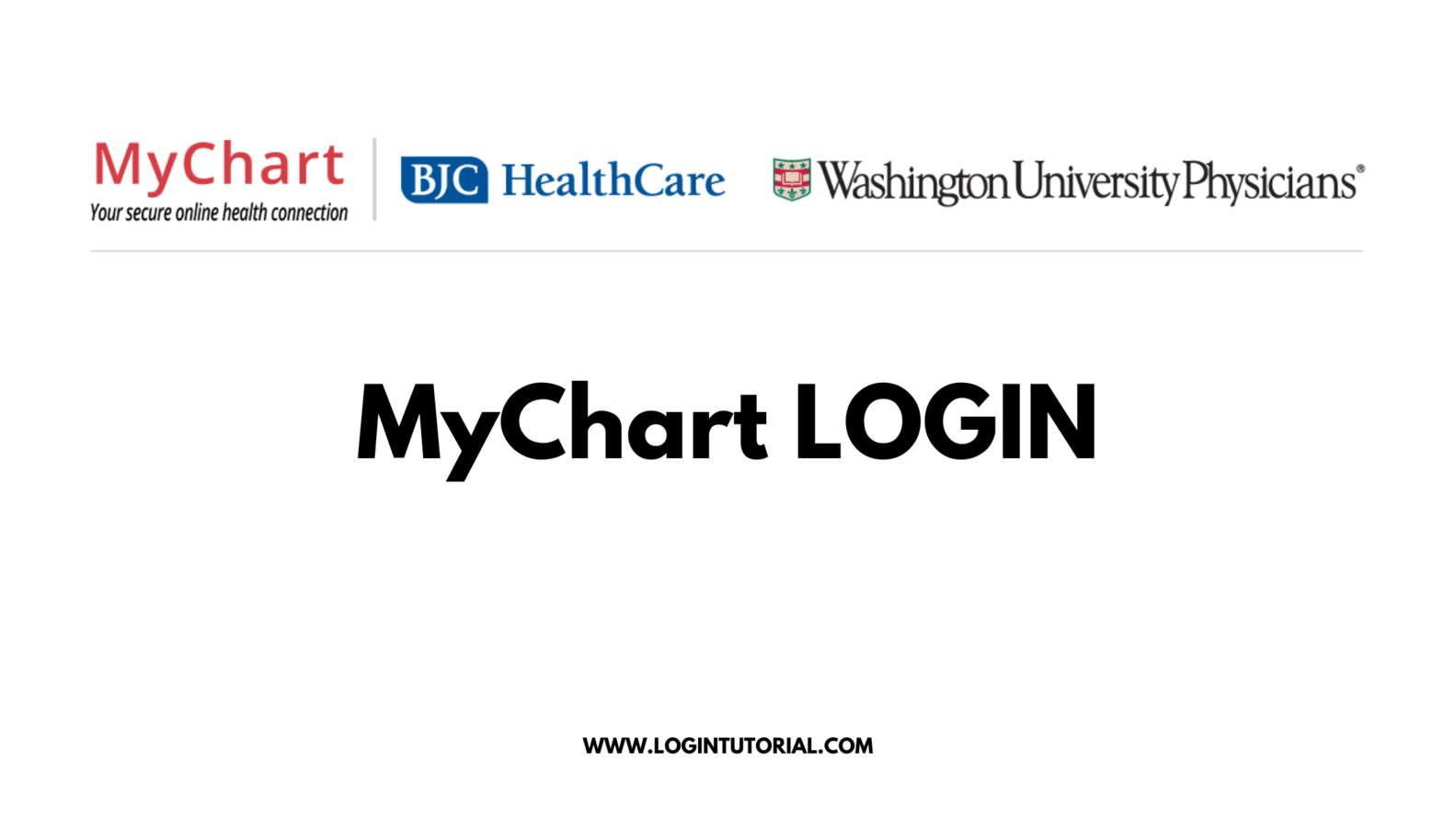 MyChart BJC login portal guideline