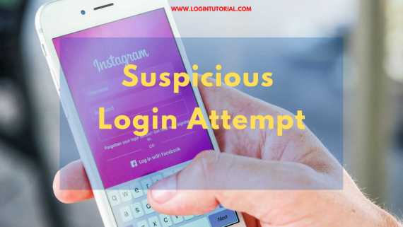 Read more about the article Instagram: The solution To Suspicious Login Attempt