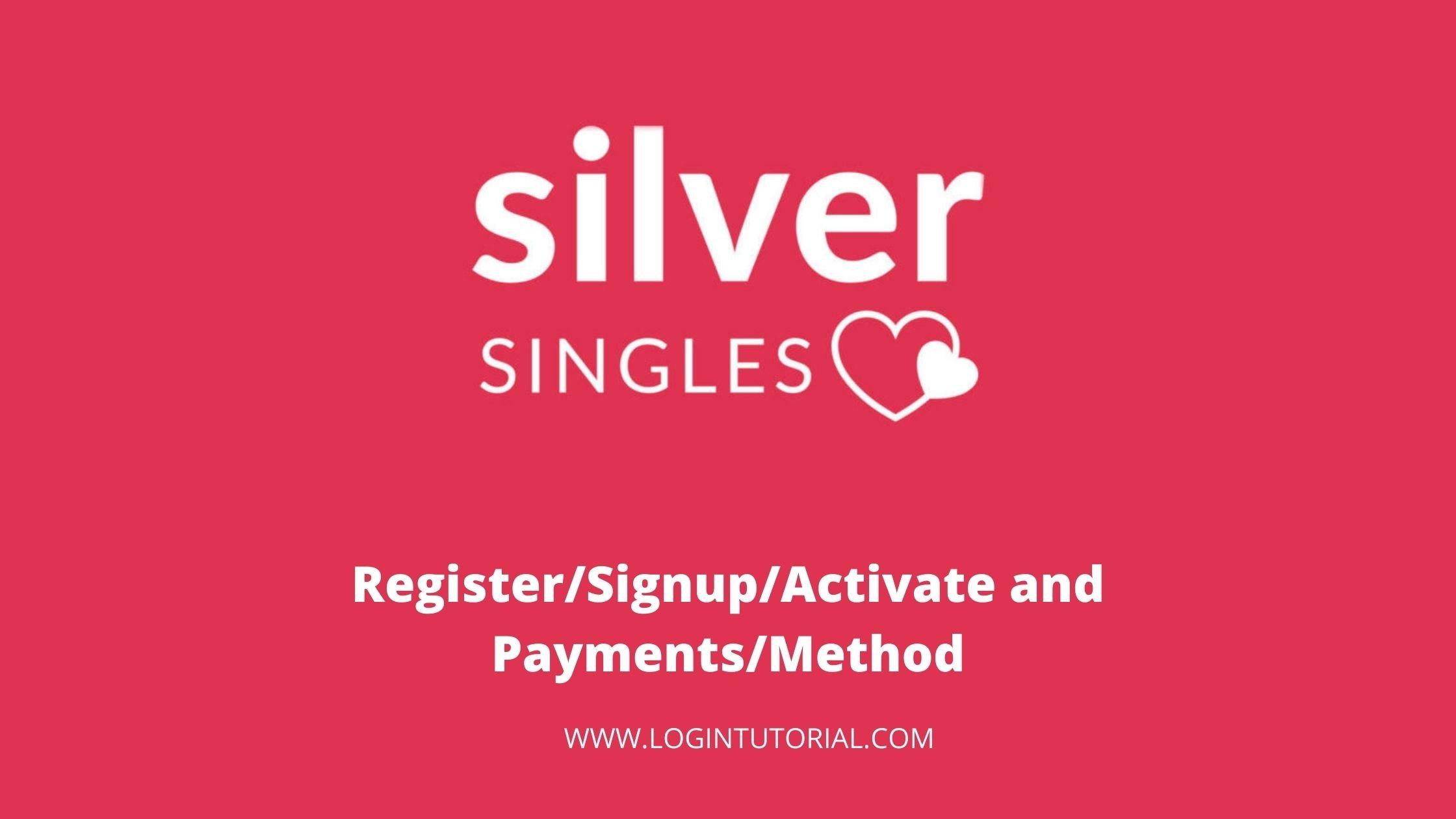 silversingles login guideline