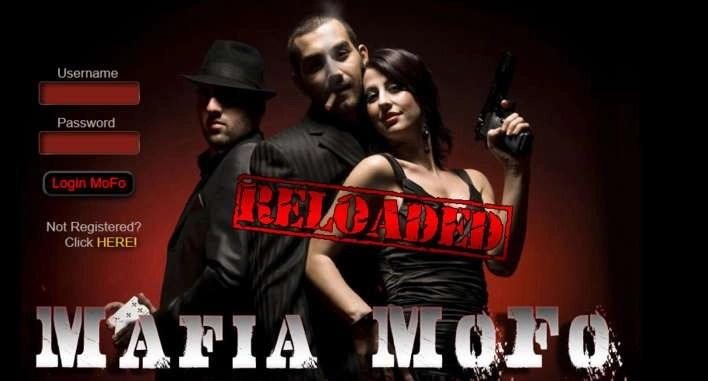 Mafia MoFo Reloaded create_account
