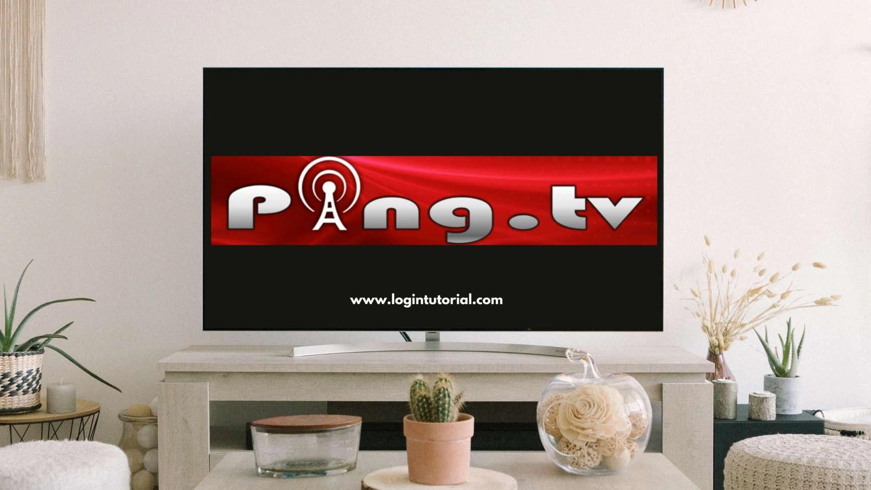 Ping IPTV login