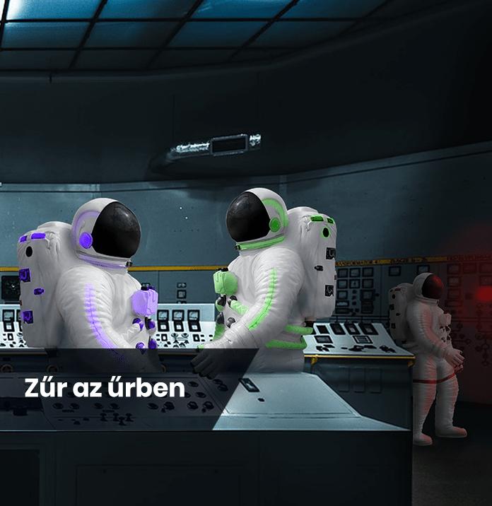 Zűr az űrben