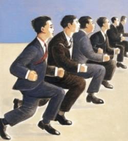 estratégias e vantagens competitivas - corrida no mercado