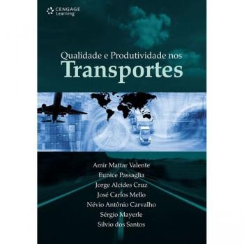 livro: qualidade e produtividade nos transportes