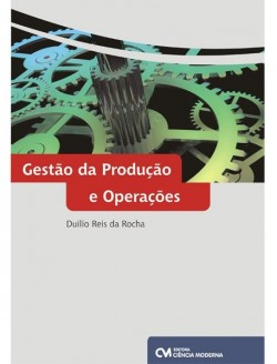 livro gestão da produção e operações