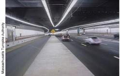 mudança no transito - tunel arteria central boston