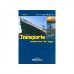 livro transporte internacional de cargas