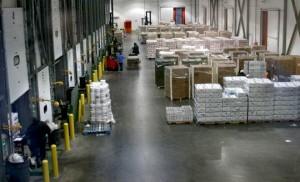 indicadores de desempenho na armazenagem e movimentação