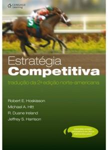 livro estratégia competitiva
