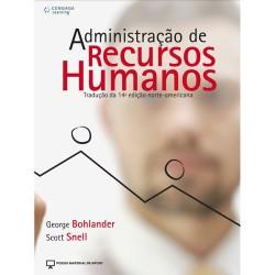 livro administração de recursos humanos