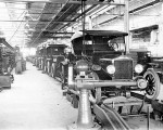 linha de montagem do ford t