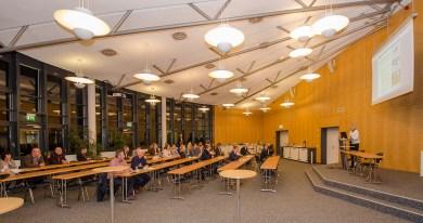 71. Netzwerkabend im BFW Leipzig; Foto: Andreas Reichelt