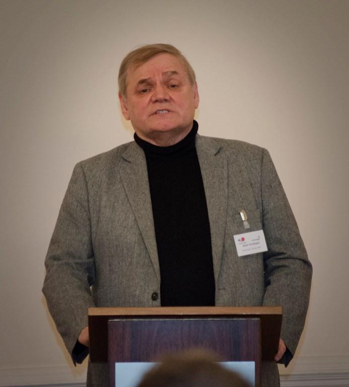 Dieter Vornhagen, Vertreter der Eigentümergesellschaft des AIRPORTPARK LEIPZIG-HALLE; Foto: Andreas Reichelt