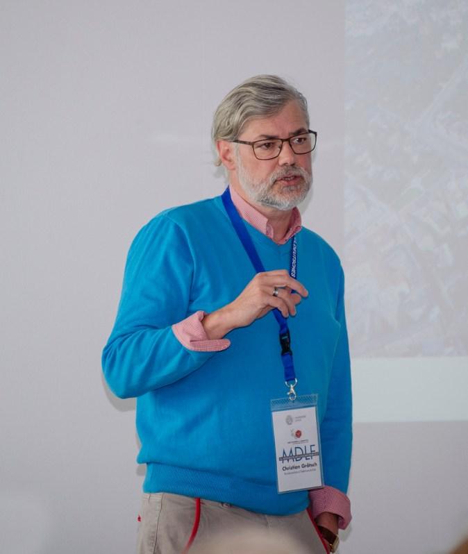 Mitteldeutsches Logistikforum: Christian Grötsch