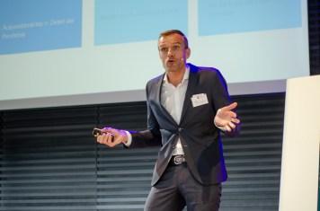 Dr. Martin Koers, Geschäftsführer des Verbandes der deutschen Automobilindustrie (VDA)