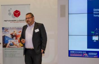 Andreas Schumann, Vorstandsvorsitzender, BdKEP