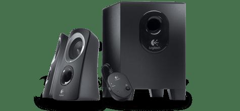 Logitech - Speaker System Z313