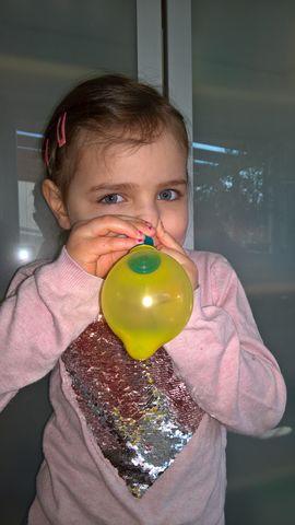 Nasenballon - Belüftung des Mittelohres bei Paukenergüssen
