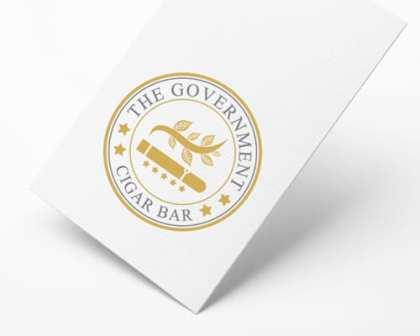 Cigar Bar Logo
