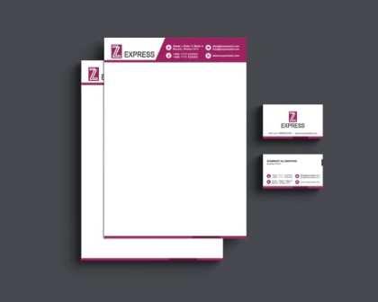 Zexpress Corporate Identity