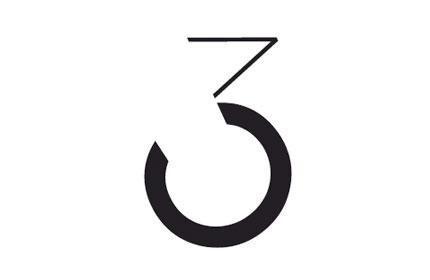 3CV logo design