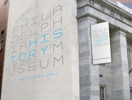 Philadelphia History Museum logo