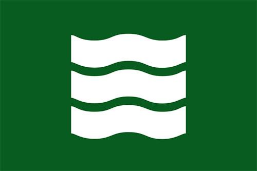 Flag of Hiroshima