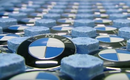 BMW badge 2011